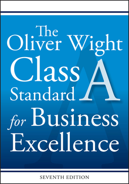- The Oliver Wight Class A Standard for Business Excellence, ebook