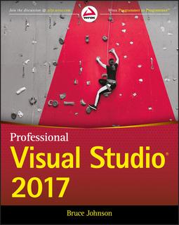 Johnson, Bruce - Professional Visual Studio 2017, ebook