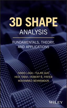 Bennamoun, Mohammed - 3D Shape Analysis: Fundamentals, Theory, and Applications, ebook