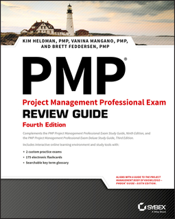 Feddersen, Brett - PMP Project Management Professional Exam Review Guide, ebook