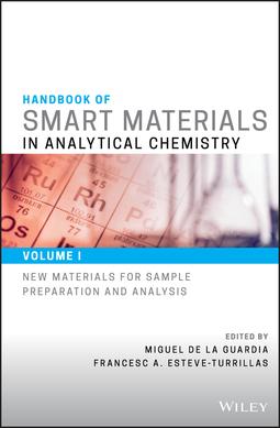 Esteve-Turrillas, Francesc A. - Handbook of Smart Materials in Analytical Chemistry, ebook
