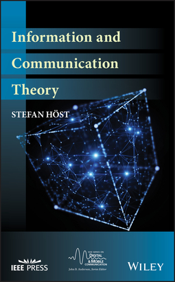 Höst, Stefan - Information and Communication Theory, ebook