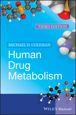 Coleman, Michael D. - Human Drug Metabolism, ebook