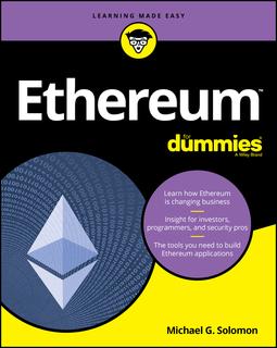 Solomon, Michael G. - Ethereum For Dummies, ebook