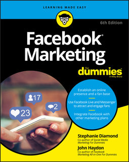 Diamond, Stephanie - Facebook Marketing For Dummies, ebook