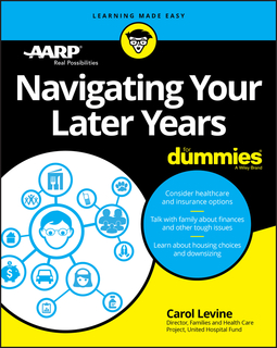 - Navigating Your Later Years For Dummies, ebook