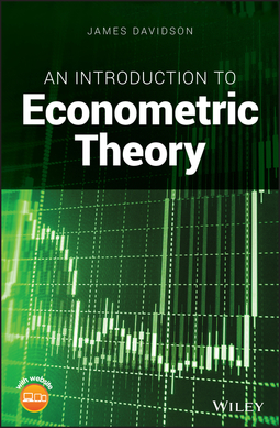 Davidson, James - An Introduction to Econometric Theory, ebook
