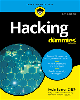 Beaver, Kevin - Hacking For Dummies, e-kirja