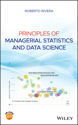 Rivera, Roberto - Principles of Managerial Statistics and Data Science, ebook