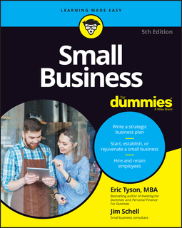 Schell, Jim - Small Business For Dummies, ebook