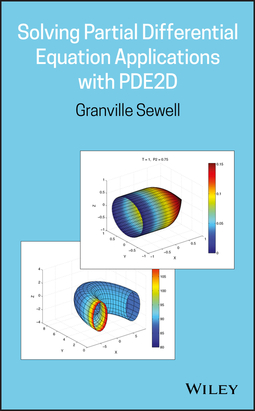 Sewell, Granville - Solving Partial Differential Equation Applications with PDE2D, ebook