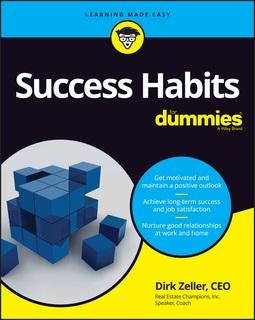 - Success Habits For Dummies, ebook