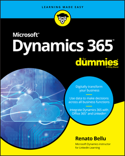 Bellu, Renato - Microsoft Dynamics 365 For Dummies, ebook