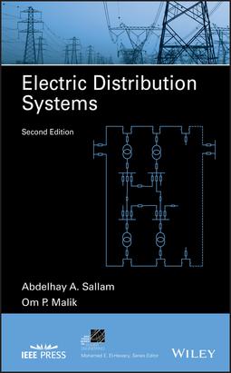Malik, Om P. - Electric Distribution Systems, ebook