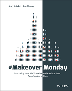 Kriebel, Andy - #MakeoverMonday: Improving How We Visualize and Analyze Data, One Chart at a Time, ebook