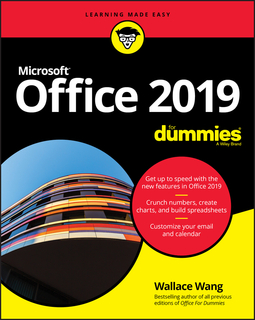 Wang, Wallace - Office 2019 For Dummies, ebook