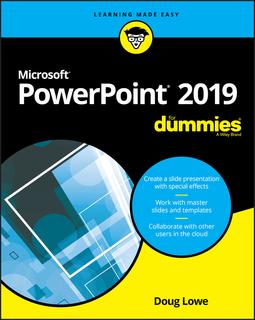 Lowe, Doug - PowerPoint 2019 For Dummies, ebook