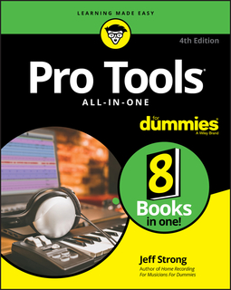 Strong, Jeff - Pro Tools All-in-One For Dummies, ebook