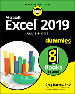 Harvey, Greg - Excel 2019 All-in-One For Dummies, ebook