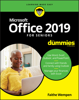 Wempen, Faithe - Office 2019 For Seniors For Dummies, ebook