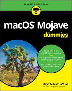 LeVitus, Bob - macOS Mojave For Dummies, ebook