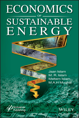 Islam, Jaan S. - Economics of Sustainable Energy, ebook