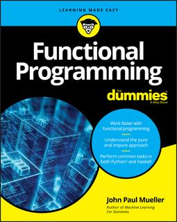Mueller, John Paul - Functional Programming For Dummies, e-kirja