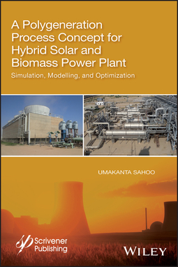 Sahoo, Umakanta - A Polygeneration Process Concept for Hybrid Solar and Biomass Power Plant: Simulation, Modelling, and Optimization, ebook