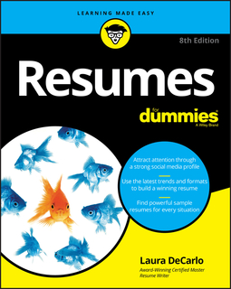 DeCarlo, Laura - Resumes For Dummies, ebook