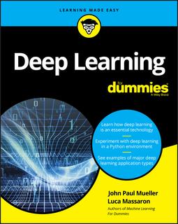Massaron, Luca - Deep Learning For Dummies, e-bok