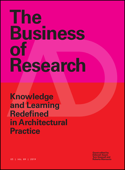 Greenall, Tom - The Business of Research: Knowledge and Learning Redefined in Architectural Practice, e-bok