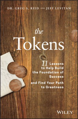 Levitan, Jeff - The Tokens: 11 Lessons to Help Build the Foundation of Success and Find Your Path to Greatness, ebook