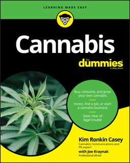 Casey, Kim Ronkin - Cannabis For Dummies, ebook