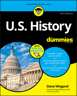 Wiegand, Steve - U.S. History For Dummies, ebook