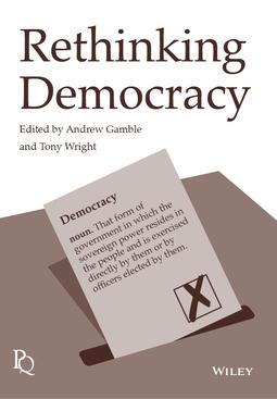 Gamble, Andrew - Rethinking Democracy, ebook