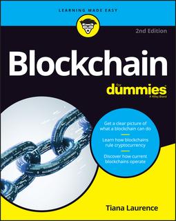 Laurence, Tiana - Blockchain For Dummies, ebook