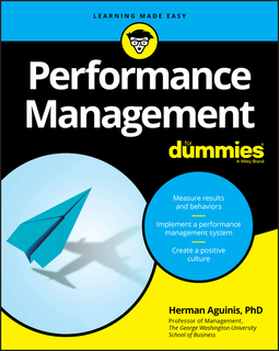 Aguinis, Herman - Performance Management For Dummies, ebook