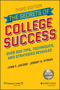 Hyman, Jeremy S. - The Secrets of College Success, ebook