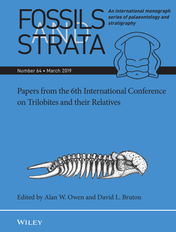 Bruton, David L. - Papers from the 6th International Conference on Trilobites and their Relatives, ebook