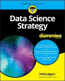 Jägare, Ulrika - Data Science Strategy For Dummies, ebook