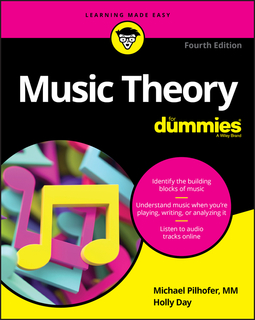 Day, Holly - Music Theory For Dummies, e-kirja