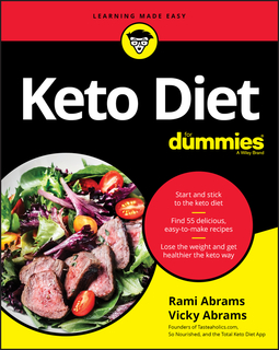 Abrams, Rami - Keto Diet For Dummies, e-kirja