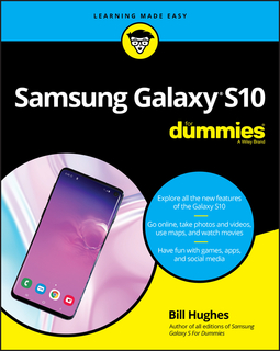 Hughes, Bill - Samsung Galaxy S10 For Dummies, ebook