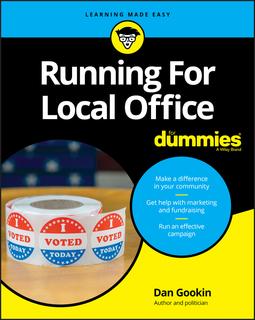 Gookin, Dan - Running For Local Office For Dummies, ebook