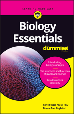 Kratz, Rene Fester - Biology Essentials For Dummies, ebook