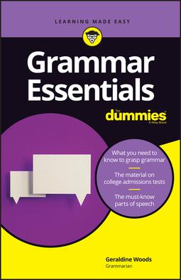 Woods, Geraldine - Grammar Essentials For Dummies, ebook