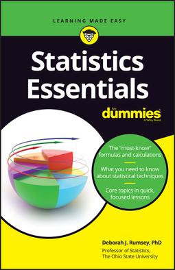 Rumsey, Deborah J. - Statistics Essentials For Dummies, ebook