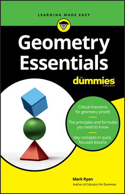 Ryan, Mark - Geometry Essentials For Dummies, ebook
