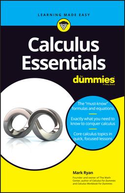Ryan, Mark - Calculus Essentials For Dummies, ebook