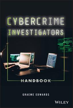 Edwards, Graeme - Cybercrime Investigators Handbook, ebook